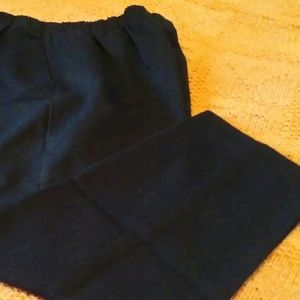 Women's Dress Pants. Navy Blue